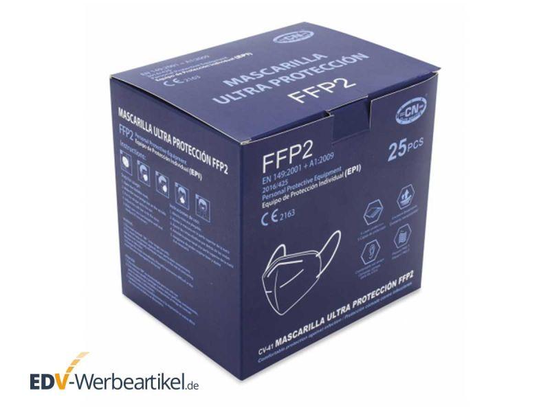 Atemschutzmaske FFP2 ULTRA PROTECTION Umverpackung