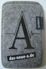 Smartphone Filztasche mit Logodruck