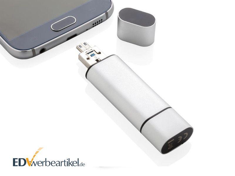 OTG USB Typ C Werbeartikel mit Logo