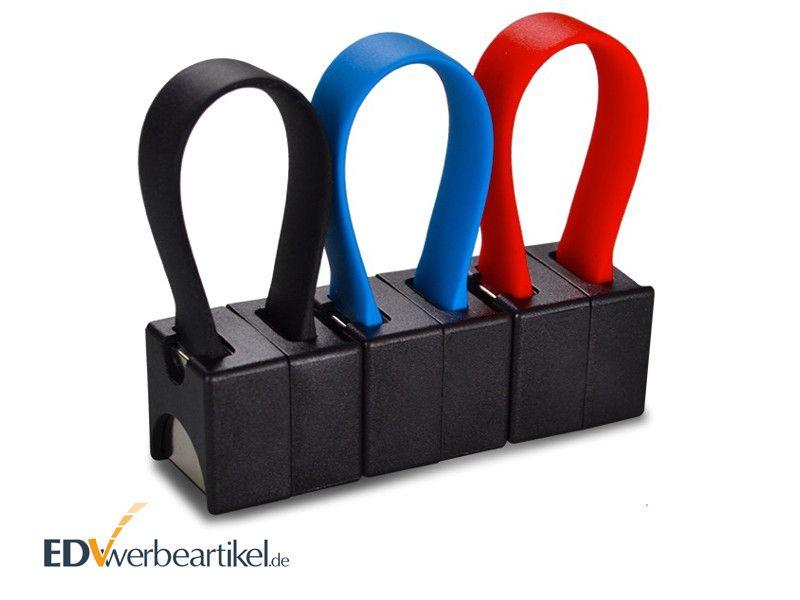 Powerbank Adapter AA BATTERIE Werbeartikel