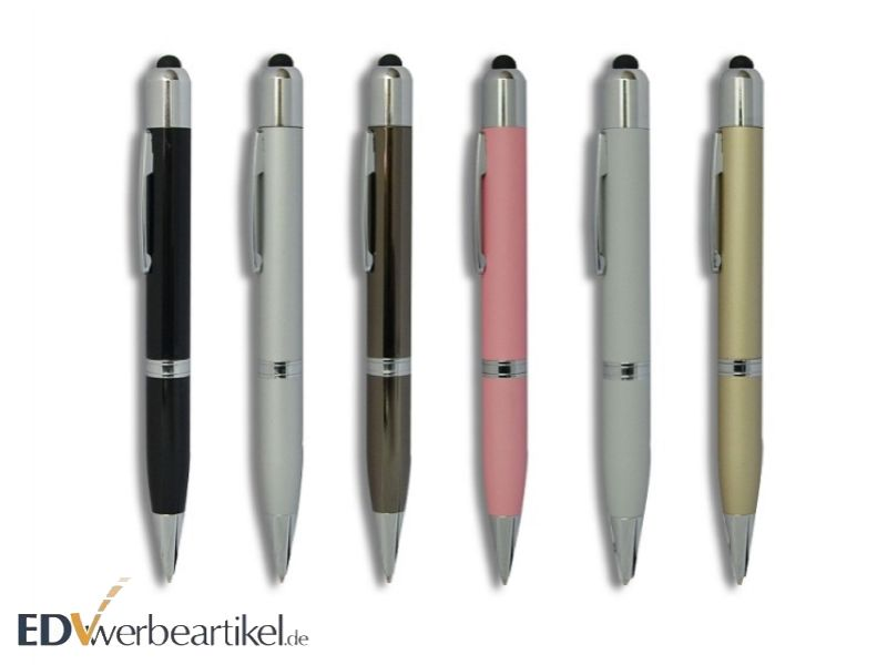 Power Bank Pen - 3in1 Powerbank Ballpoint Touch Pen