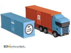 Powerbank 3D Sonderform als Werbeartikel selbst gestalten