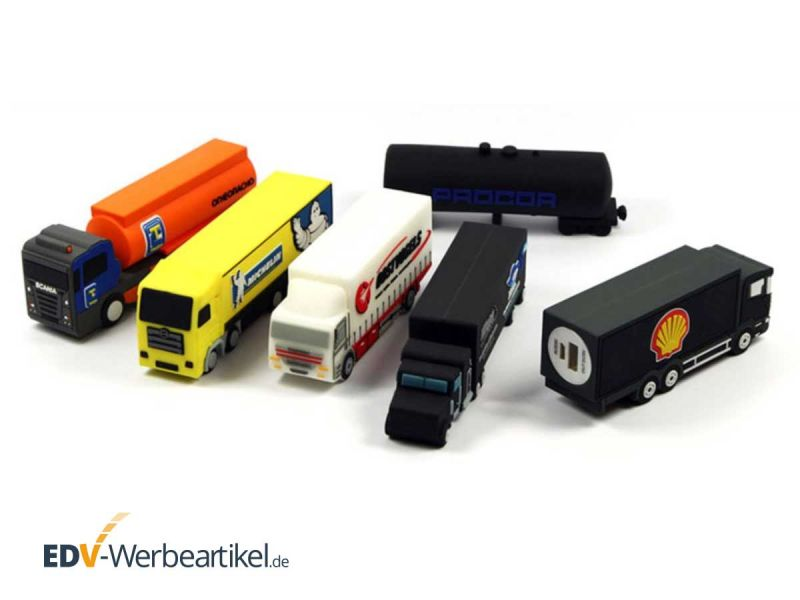 Powerbank 3D Sonderform 2200 - 5200 mAh in Wunschform Sonderform