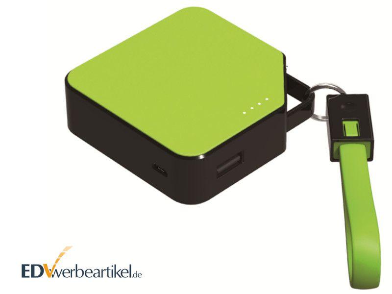 Powerbank Werbemittel CLEVER 4000 mAh