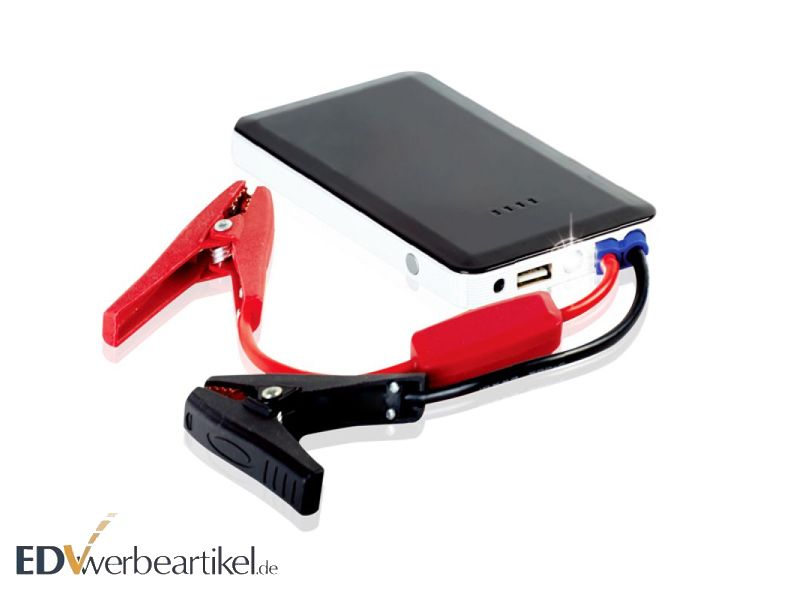 Power Bank Jumpstarter Auto Starthilfe
