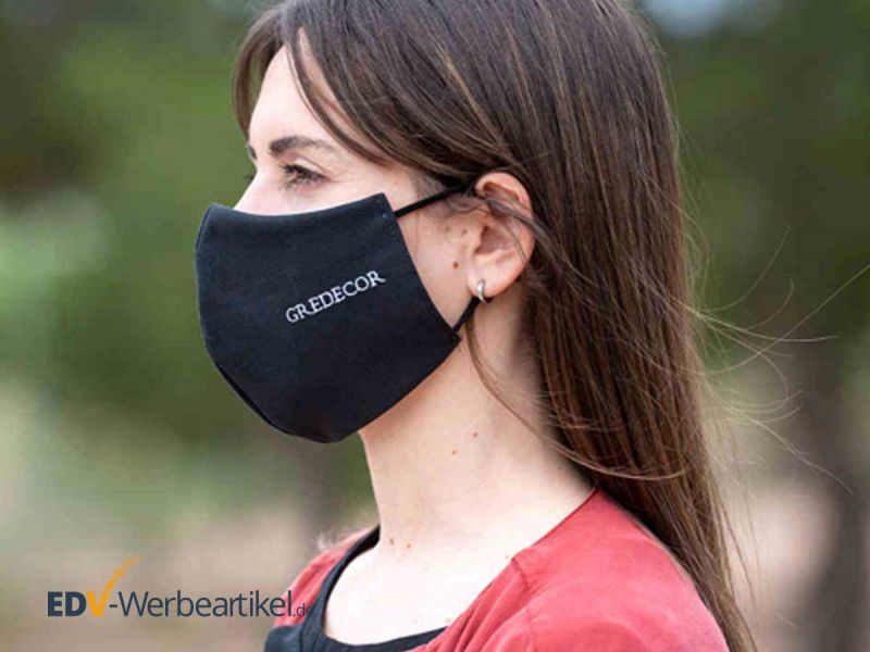 Textile Atemschutzmaske RE-USABLE