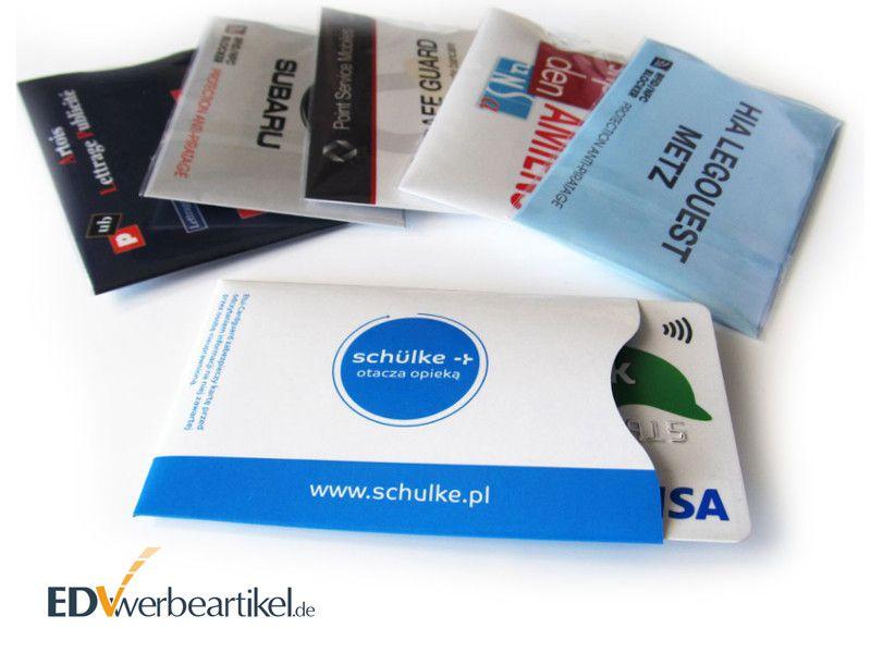 RFID Schutzhülle als Werbeartikel PROTECT