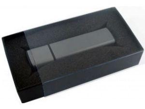 Schiebebox klar mit Schaumstoffinlay