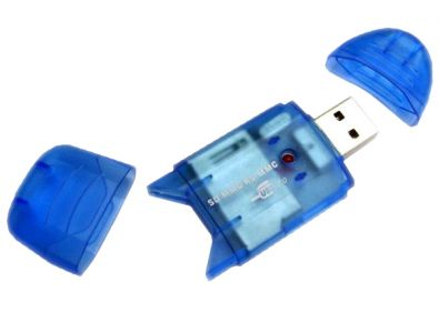SD Card Reader USB 2.0