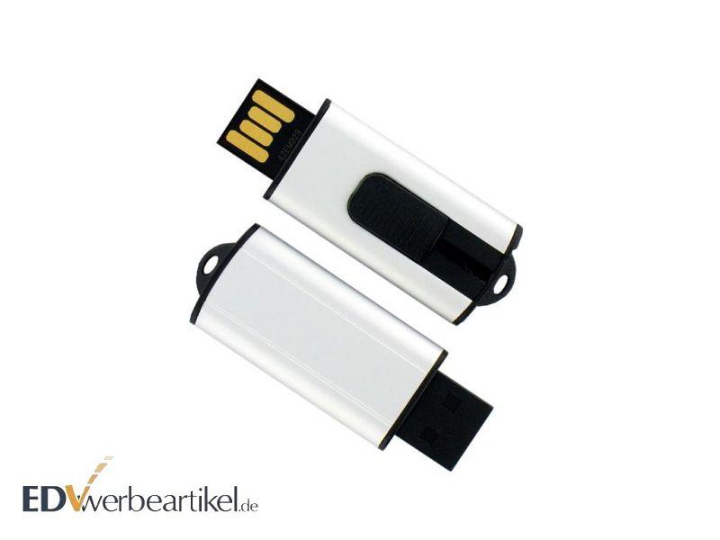 Slider USB Stick mit Logo als Werbeartikel