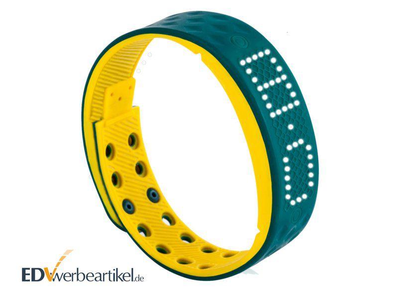 Smartband Werbeartikel - Fitness Armband mit Logo bedrucken