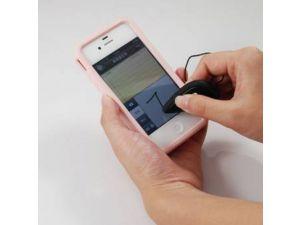 Smartphone- und Handy-Stift für schlierenfreie Eingabe