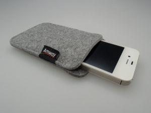 Filz Cover fürs Smartphone bedrucken