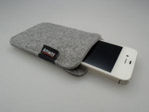 Smartphonehülle Filz Werbeartikel