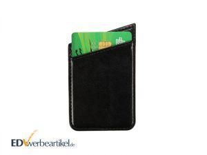 Kartenhalter RFID-Schutz mit Firmenlogo bedrucken WALLET