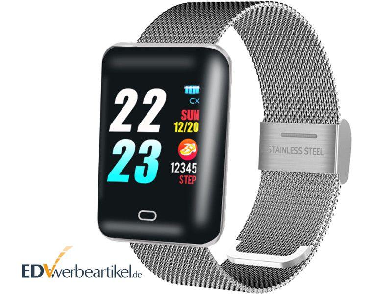 Sportwatch mit Logo als Werbeartikel BUSINESS