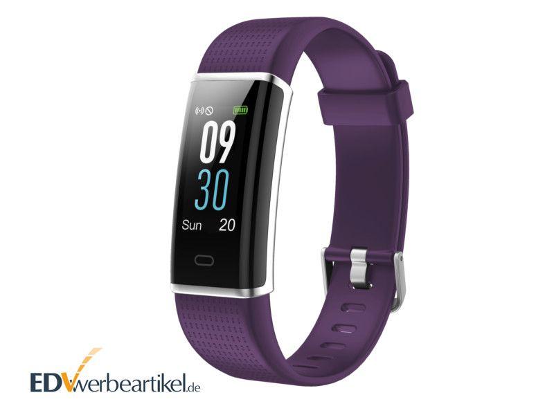 Sport Armband mit Farbdisplay als Werbeartikel