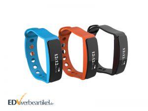 Sport Werbeartikel Fitness Armband CHIC mit Logo bedrucken