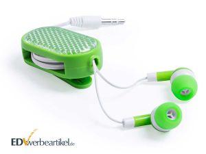 Kopfhörer In Ear mit Logodruck