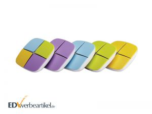Starlight Powerbank Werbeartikel mit Logo bedrucken - in individuellen Farben