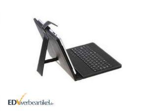 Tablet Hülle mit Keyboard QWERTZ