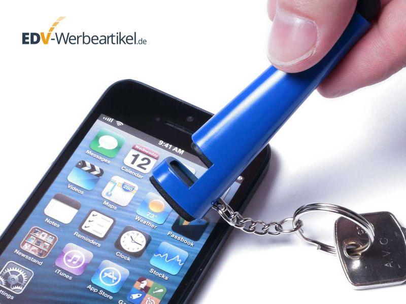 Hygiene Touchpad Stift und Smartphone Halter CONTACTLESS