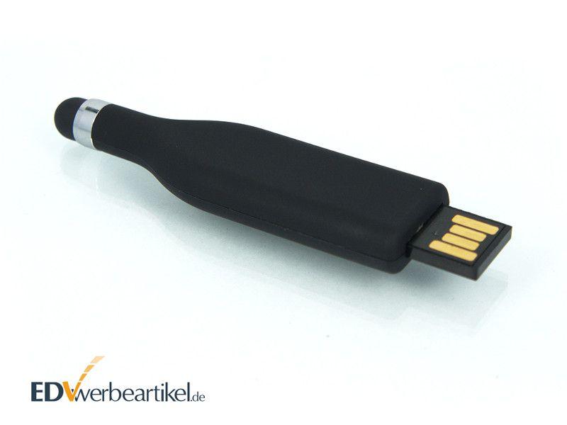 Touch Pen Werbeartikel USB Stick bedrucken mit Logo Werbemittel