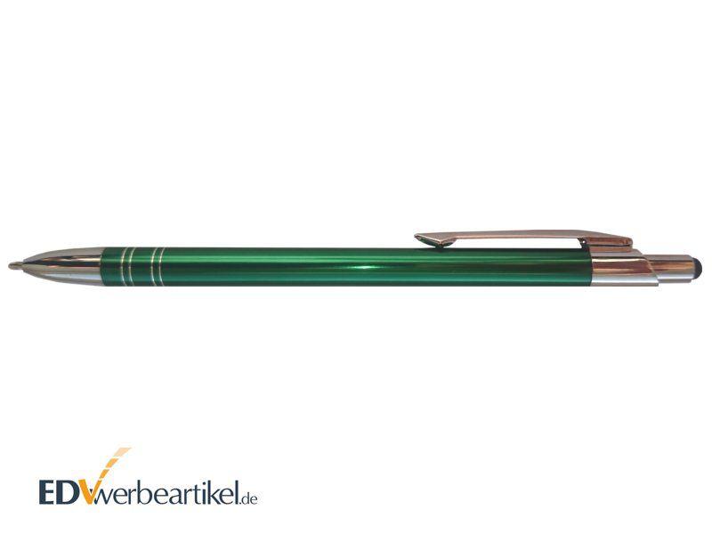 Touchpen bedrucken - Kugelschreiber aus Aluminium als Werbeartikel