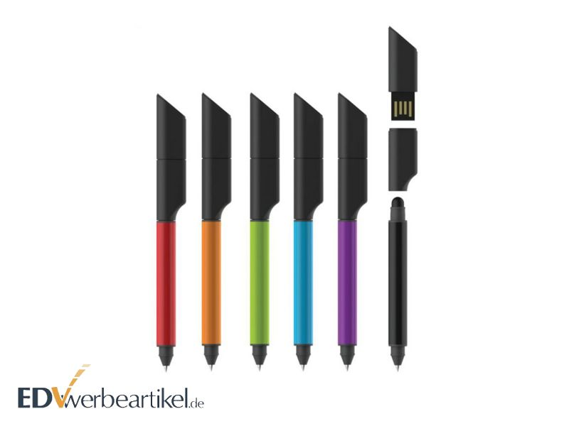 USB Touchpen Kugelschreiber TRIBUS