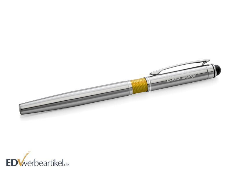 Kugelschreiber Touchpen LEGACY graviert