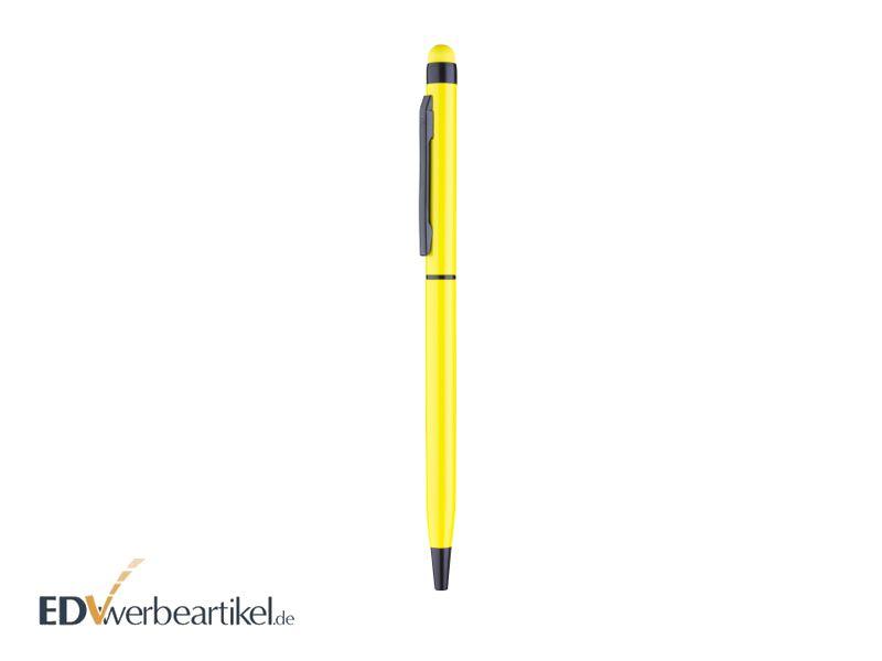 Display Eingabestift und Kugelschreiber mit Logo