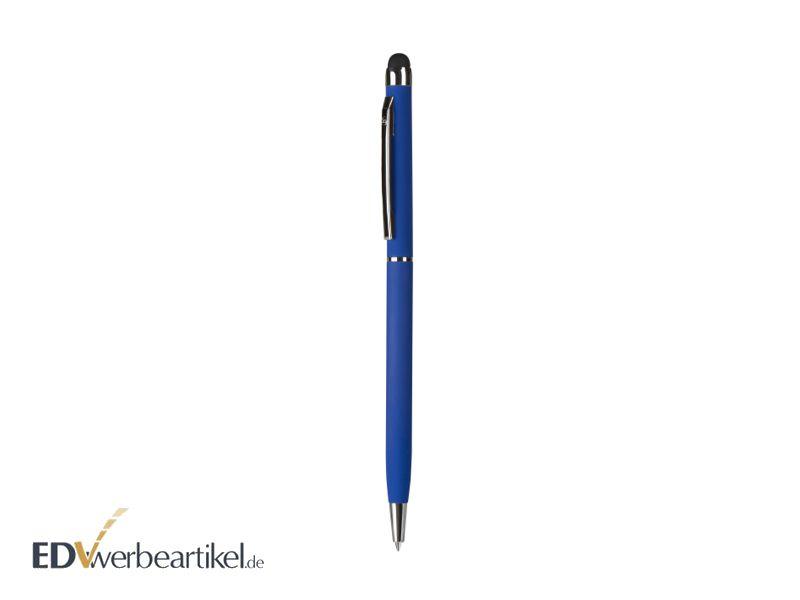 Touchpen Eingabestift mit integriertem Kugelschreiber