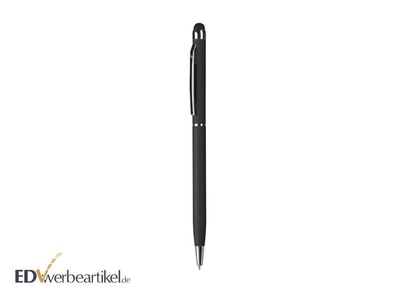 Kugelschreiber Werbeartikel mit Logo Touchpen