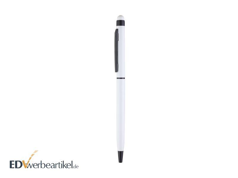 Werbe Kugelschreiber mit Logo Touchpen
