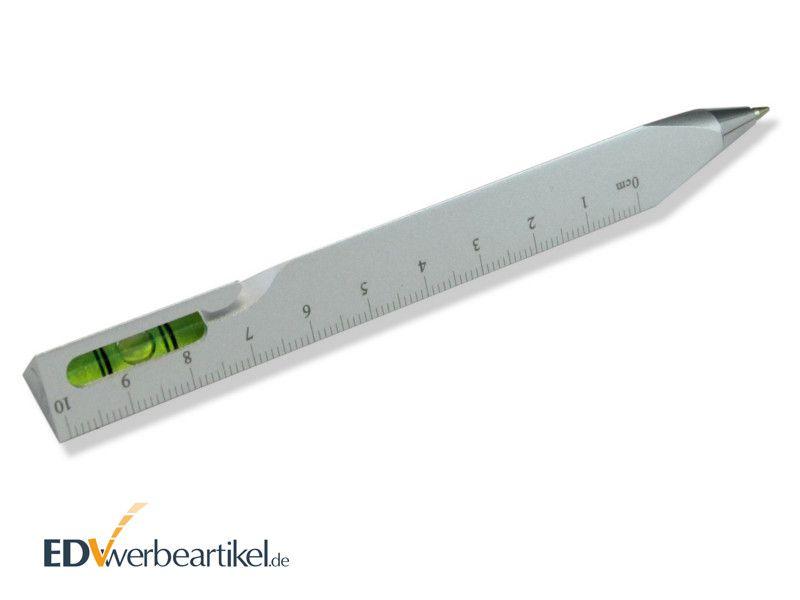Touchpen Kugelschreiber Werbeartikel Lineal TRIANGLE