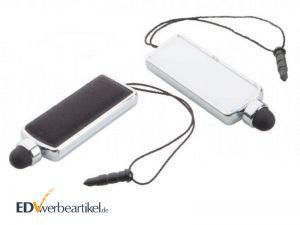 Touchscreen Displaycleaner mit Logo bedrucken - Werbeartikel