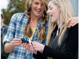 Ohrhörer Splitter - Musik mit Freunden teilen