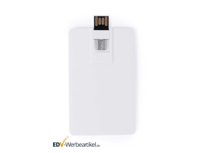 USB Visitenkarte mit Type C Anschluss