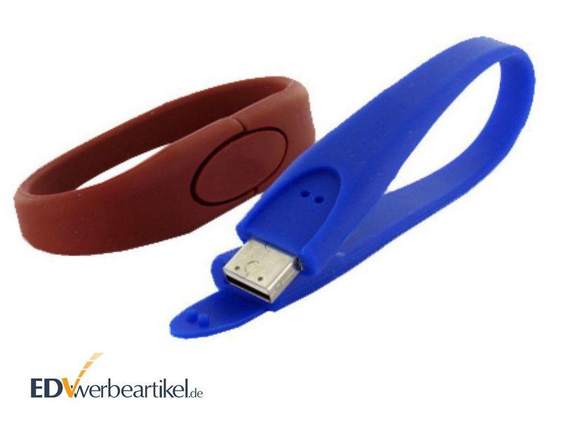 USB Armband Werbemittel OVAL