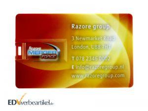 USB Card 3.0 Werbemittel