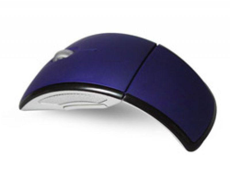Ergonomische Design PC Maus mit Logo oder Werbung bedrucken - Werbgeschenk