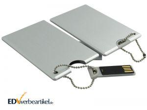USB Karte Aluminium