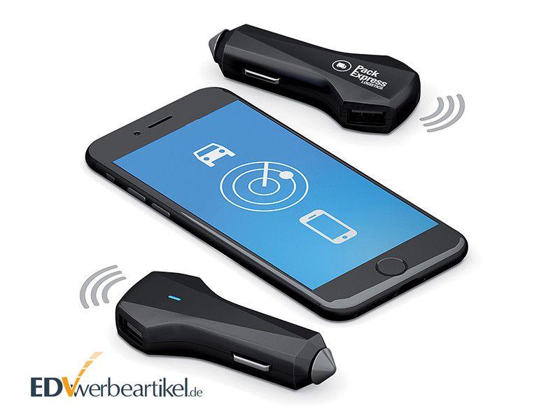 USB KFZ Ladegerät CAR TRACKER