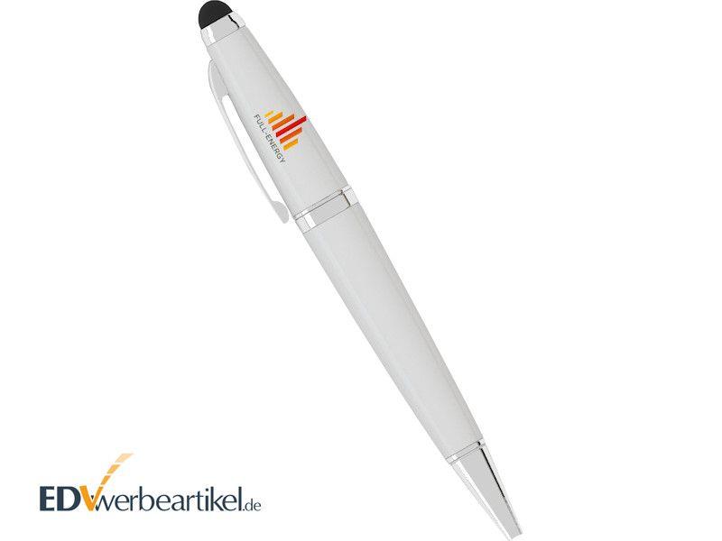 Billige USB Kugelschreiber als Werbegeschenk SHARK