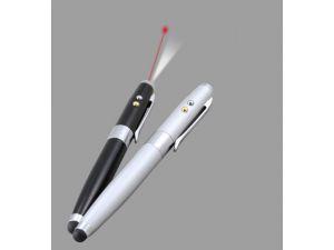 USB Kugelschreiber Touch Pen mit Laserpointer als Werbegeschenk