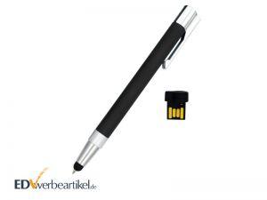 USB Kugelschreiber Werbegeschenk mit Logo