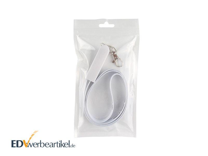 USB Ladekabel LANYARD im Polybag