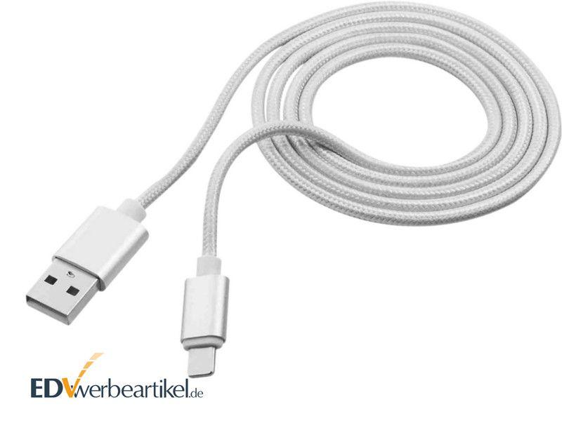 USB Ladekabel mit Logo bedrucken
