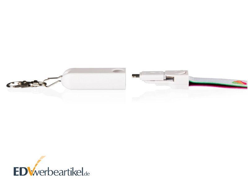 USB Lanyard Ladekabel Giveaway