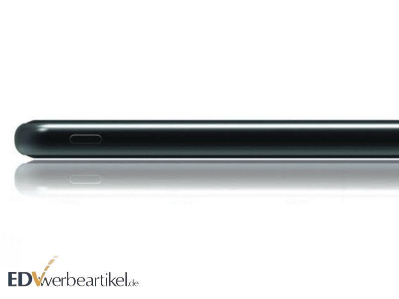 USB Powerbank SLIMLINE 5000 mAh aus Aluminium